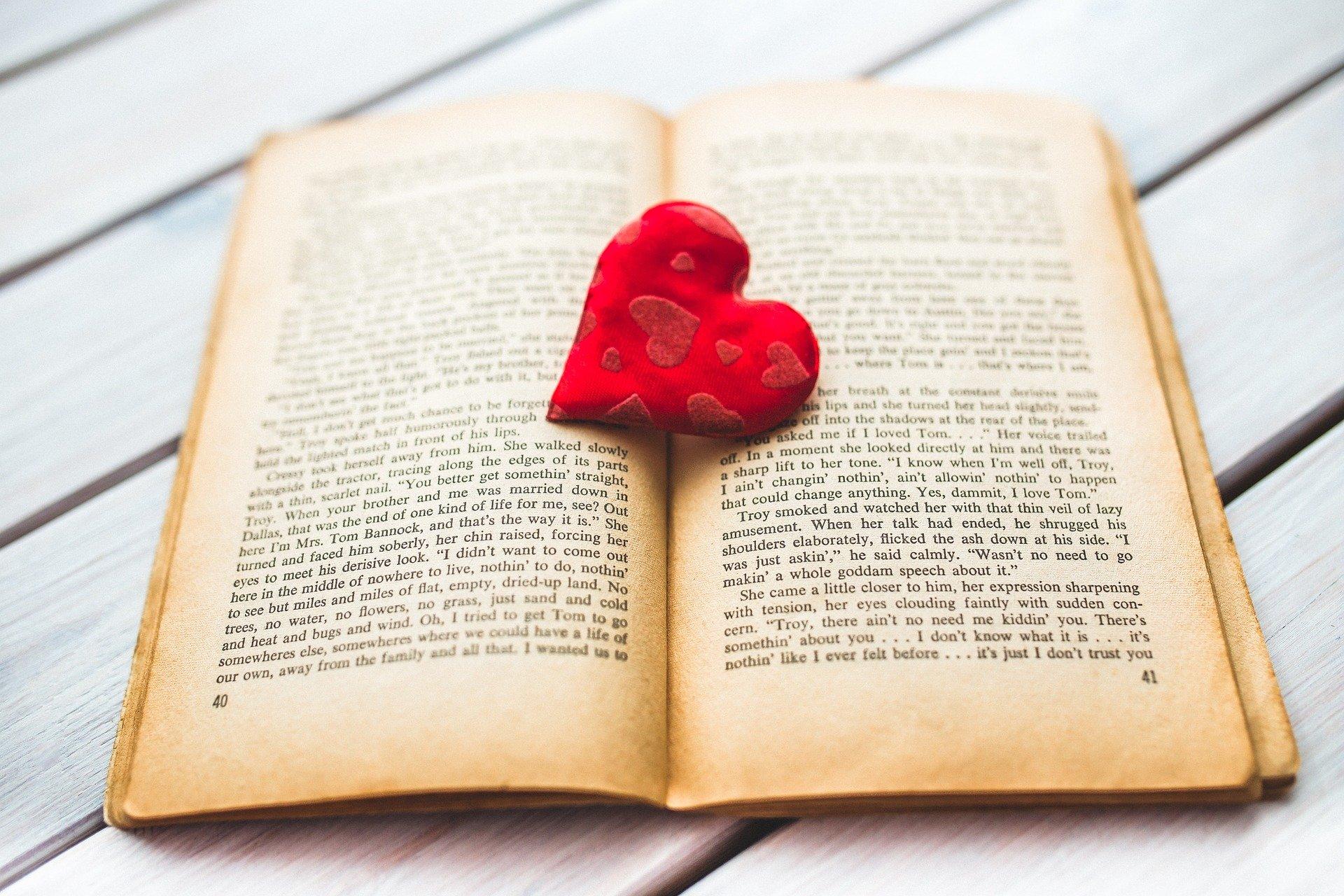 Un mot d'amour pour l'amour des mots